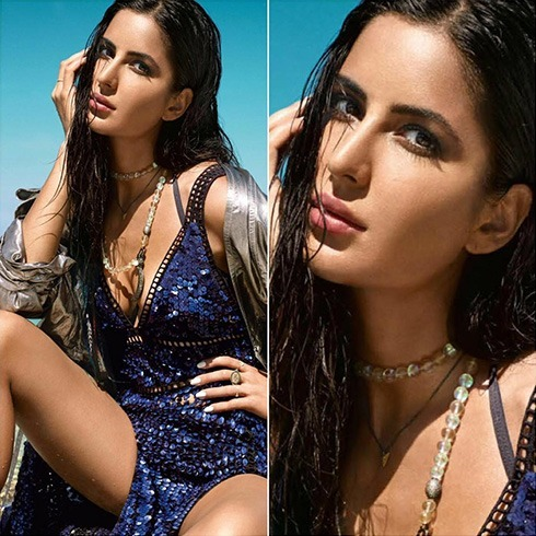 Katrina Kaif On Vogue June 2016 Magazine Photoshoot