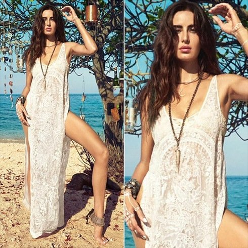 Katrina Kaif On Vogue June 2016 Photoshoot