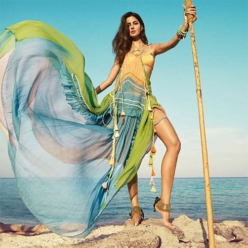 Katrina On Vogue June 2016 Photoshoot