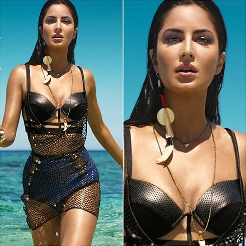 Katrina Kaif On Vogue 2016 Photoshoot