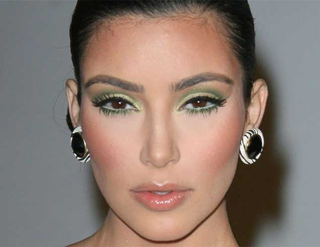 Kim Kardashian Smokey Eye Tips