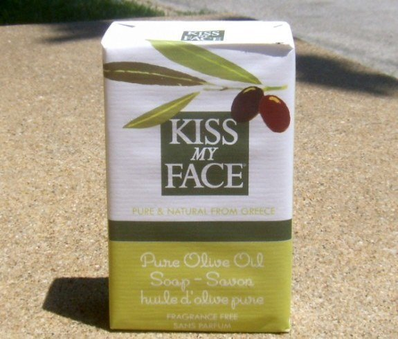 Kiss My Face Hypoallergenic Soap