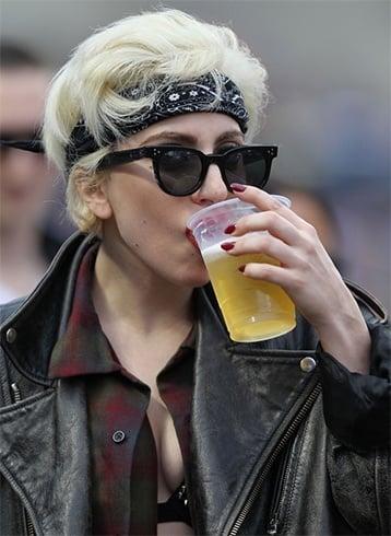 Lady Gaga Diet