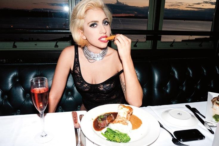 Lady Gaga Workout