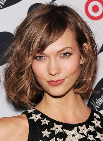 Long Bobs for Thick Hairstyle