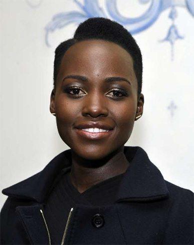 Lupita Nyongo Hair Style