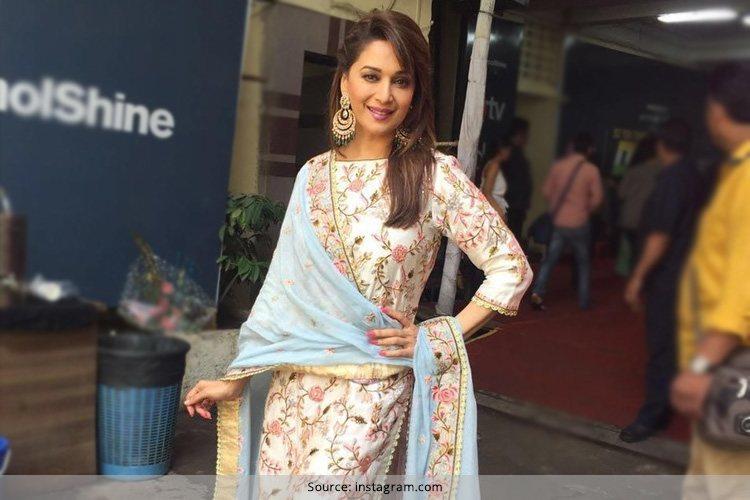 Madhuri Dixit Nene in Tamanna Punjabi Kapoor