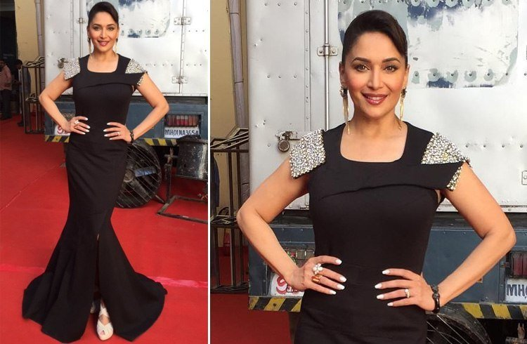 Madhuri In Jovani