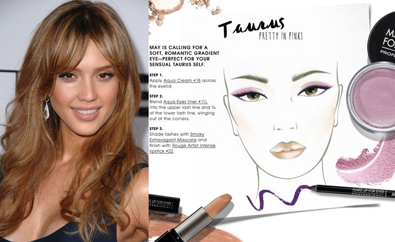 beauty tips for zodiac signs wear makeup according to