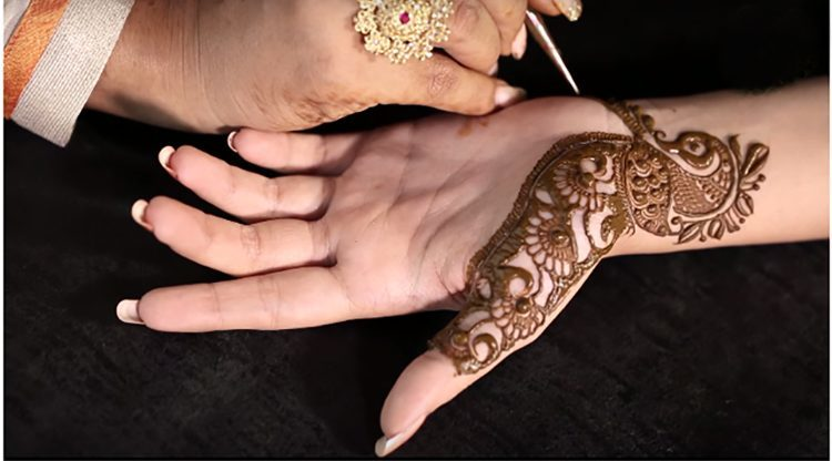 Mehendi Ttrends This Season