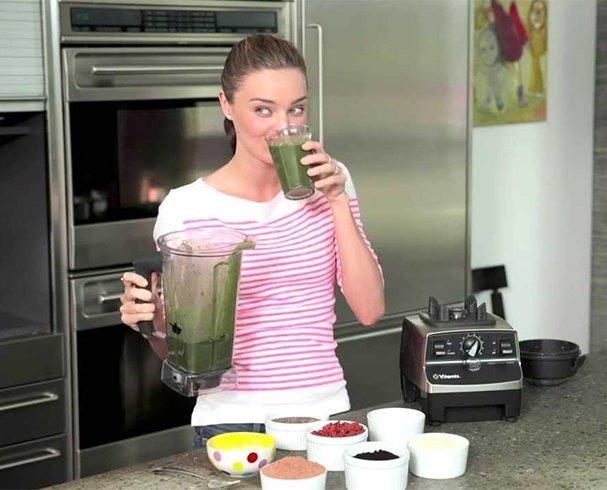 Miranda Kerr Diet