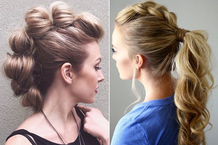 Try These Elegant Mohawk Hairstyles For Women At The Formal Dos