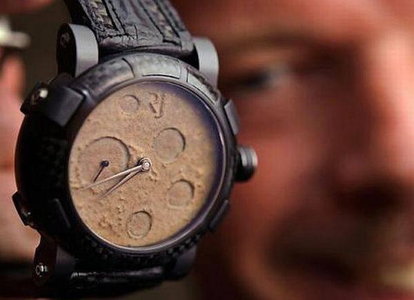 Moon Dust Watch