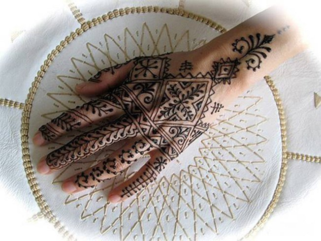 Unique Types Of Mehndi Designs