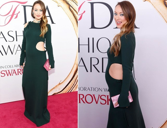 olivia wilde CFDA awards 2016