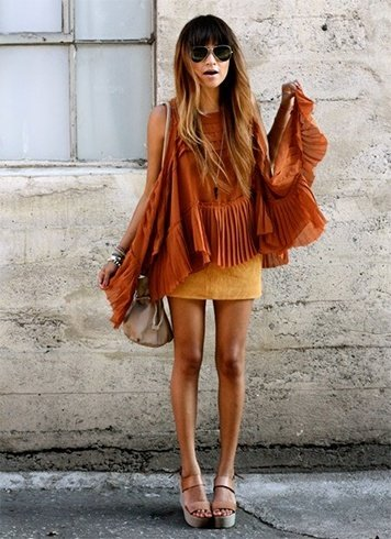 Orange Outfits Styling Tips Just For You