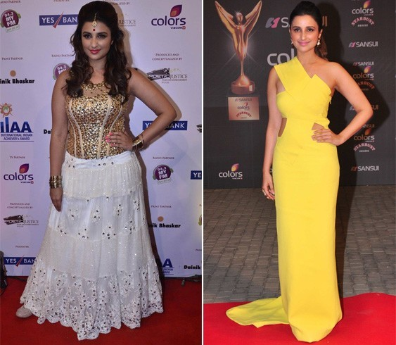 Parineeti Chopra Height