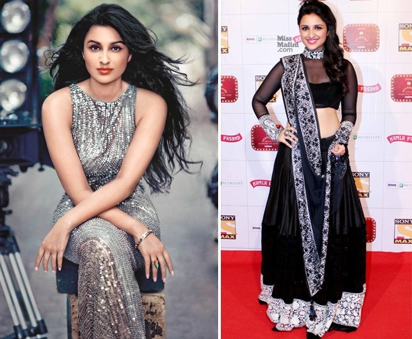 Parineeti Chopra In Salwar Suit