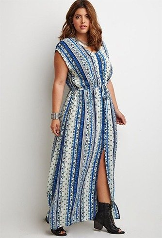 10 ways to celebrate plus-size boho clothing for the curvalicious