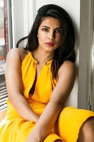 Priyanka The Cut Photoshoot