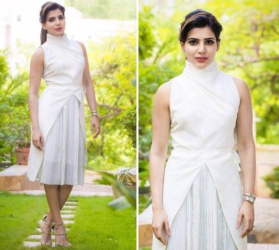 Samantha in Shriya Som