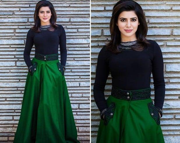 Samantha Prabhu in Pankaj and Nidhi