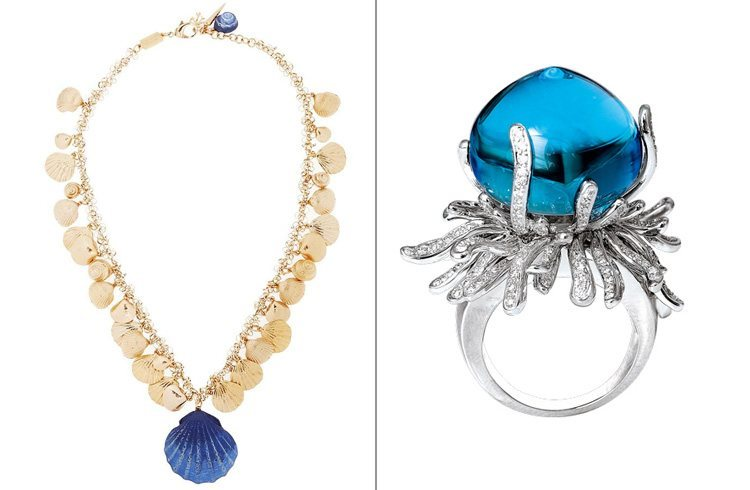 Sea Life Jewelry Ideas