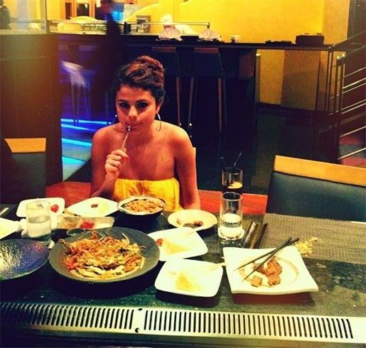 Selena Diet