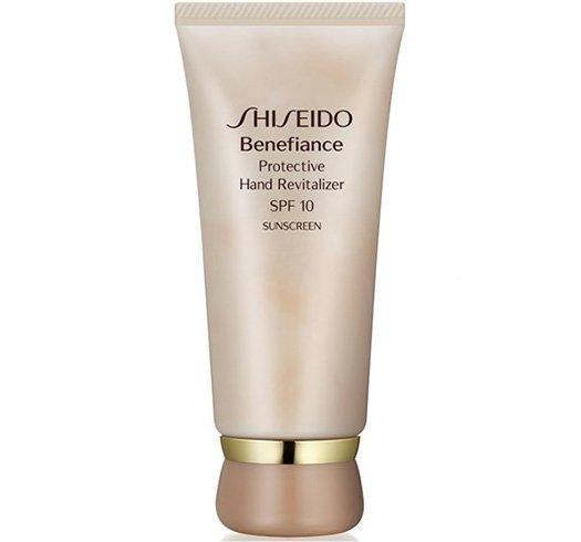 Shiseido Benefiance Protective Hand Revitaliser SPF 10 Sunscreen