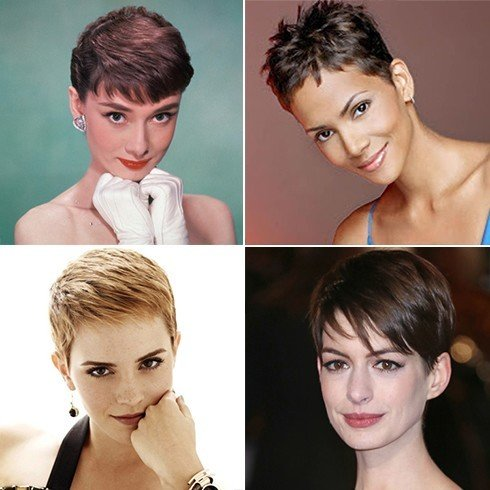 best short hairstyles for thick hair