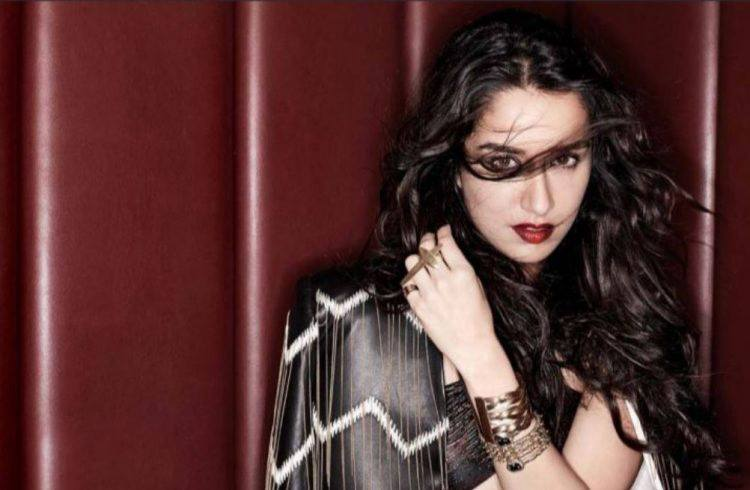 Shraddha Kapoor On Filmfare June 2016 Photoshoot