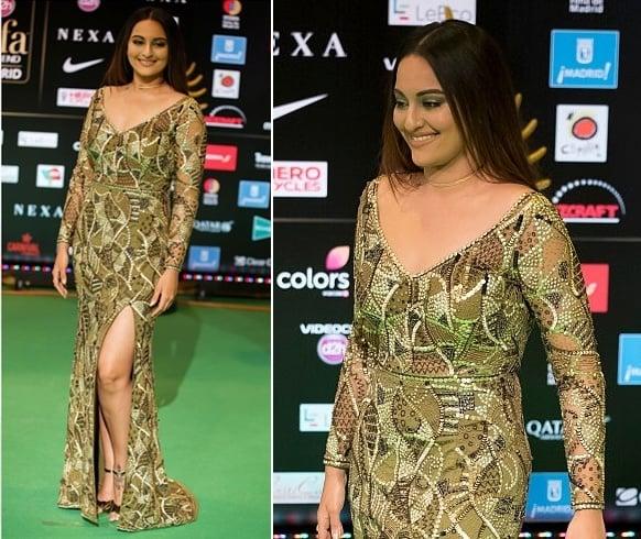 Sonakshi Sinha At IIFA Awards