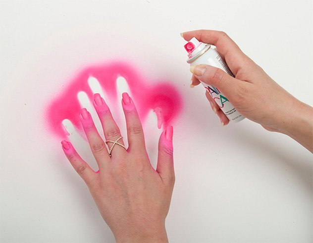 how to get nail polish remover taste off hands