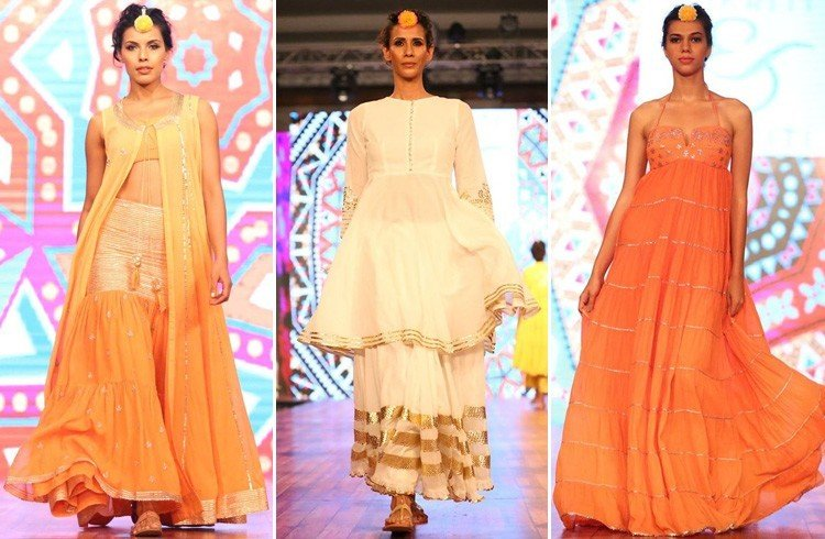 Sukriti and Akriti Collection at IBFW 2016