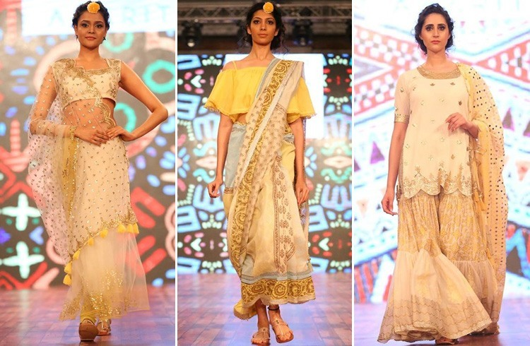 Sukriti and Akriti Collection at IBFW