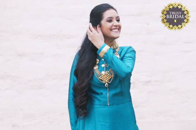 Truly Bridal By Kalyan Jewellers Indo-Western Styling Tips