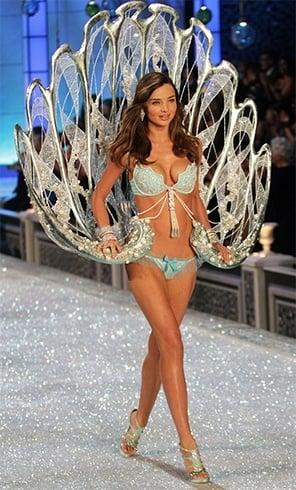 Victoria Secrets Angel Miranda Kerr