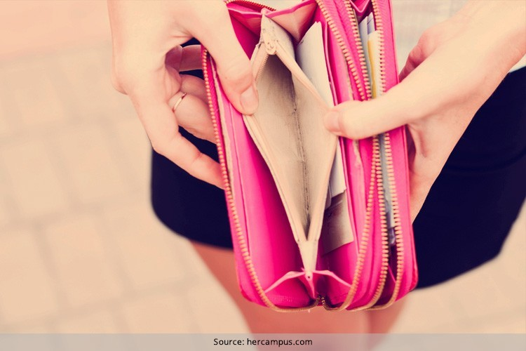 Womens Anti-Theft Wallets