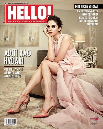 Aditi Rao Hydari On Hello