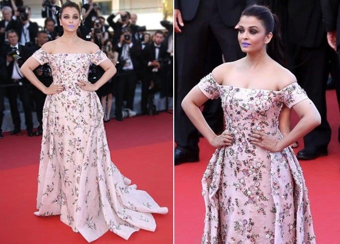 Aishwarya Rais Gown Looks