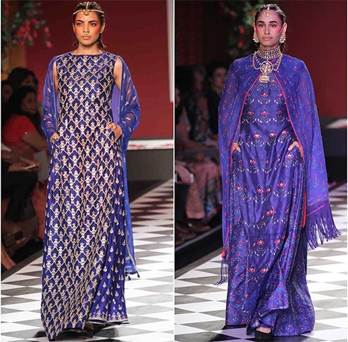 Anita Dongre At Indian Couture Week 2016