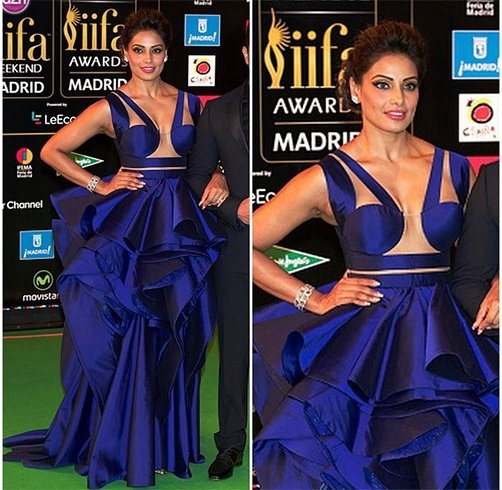 Bollywood Celebs in Blue