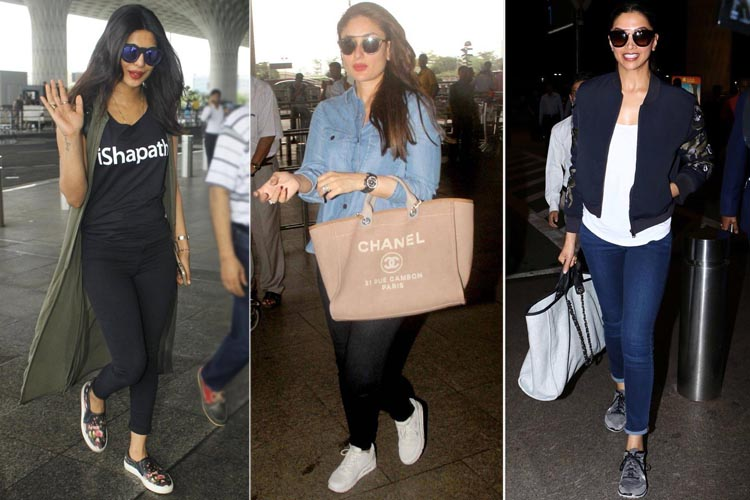 Celebrity Airport Styles