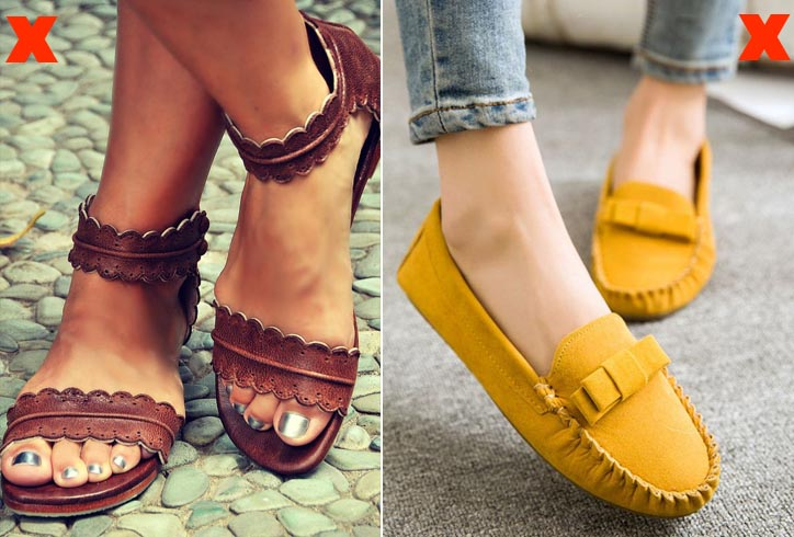 Footwear Tips for Monsoon