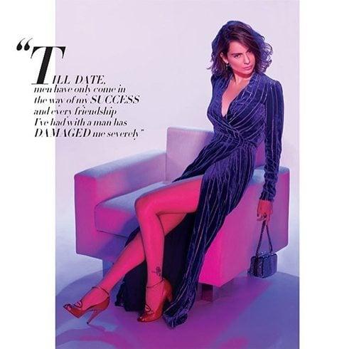 Kangana Ranaut On Grazia July Magazine