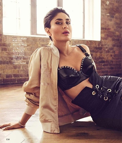 Kareena Kapoor In Vogue