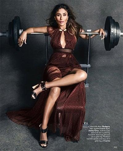Kareena Kapoor July Magazines