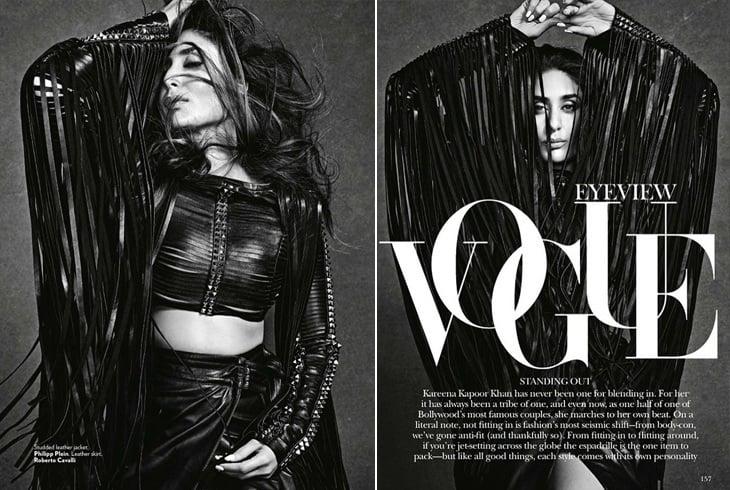 Kareena Kapoor On Vogue Magazine