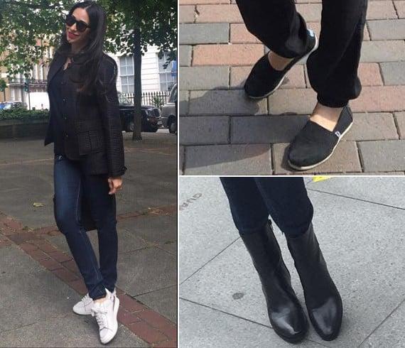 Karisma Kapoor Footwear