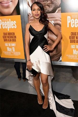 Kerry Washington At L.A. Premiere Of Peeples